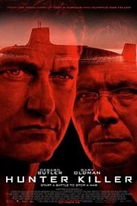 Hunter Killer movie poster