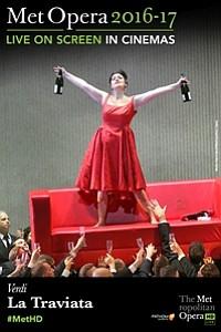 Metropolitan Opera: La Traviata ENCORE movie poster