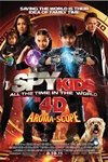 Spy Kids: All the Time in the World in 4-D movie poster
