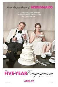 Five-Year Engagement movie poster