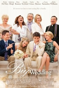 Big Wedding movie poster