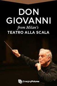 La Scala Opera Series: Don Giovanni movie poster