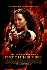 Hunger Games: Catching Fire movie poster