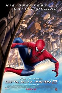 Amazing Spider-Man 2 movie poster
