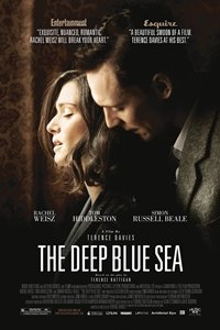 Deep Blue Sea movie poster