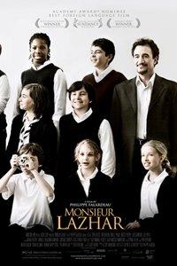Monsieur Lazhar movie poster