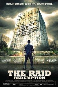 Raid: Redemption movie poster