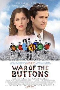 War of the Buttons (La guerre des boutons) movie poster