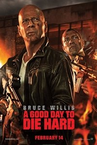 Good Day to Die Hard movie poster