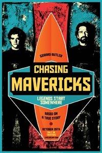 Chasing Mavericks movie poster