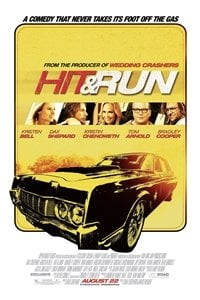 Hit & Run movie poster