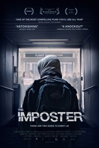 Imposter movie poster