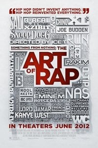 Something from Nothing: The Art of Rap movie poster