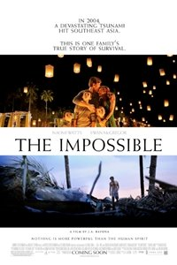 Impossible movie poster