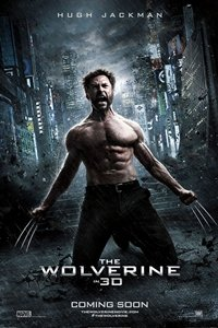 Wolverine movie poster