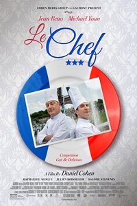 Chef (Comme un chef) movie poster