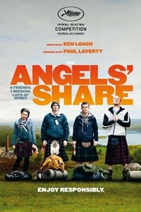 Angels' Share movie poster
