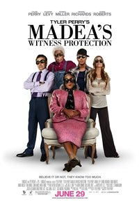 Tyler Perry's Madea's Witness Protection movie poster