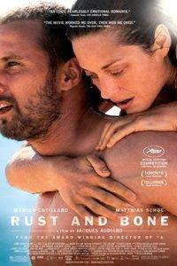 Rust & Bone (De rouille et d'os) movie poster