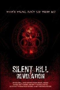 Silent Hill: Revelation movie poster