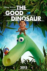 Good Dinosaur movie poster