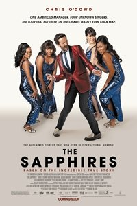 Sapphires movie poster