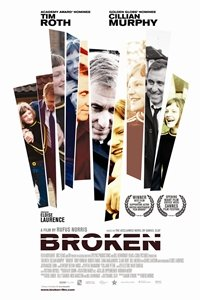 Broken movie poster