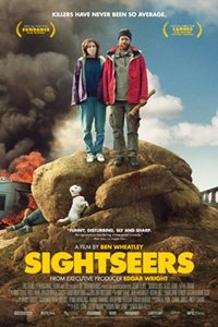 Sightseers movie poster
