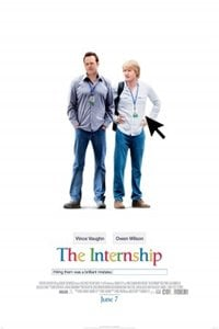 Internship movie poster