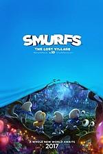 Smurfs: The Lost Village in 3D