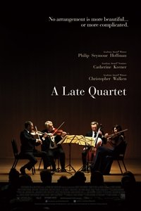 Late Quartet movie poster