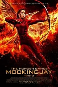Hunger Games: Mockingjay - Part 2 movie poster