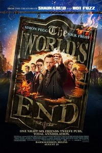 World's End movie poster