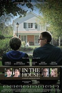 In the House (Dans la maison) movie poster