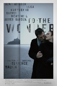 To the Wonder movie poster