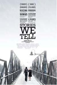 Stories We Tell movie poster