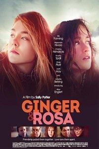 Ginger & Rosa movie poster