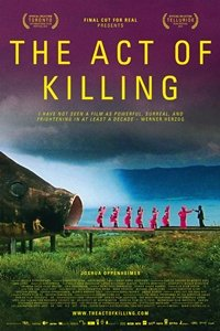 Act of Killing movie poster