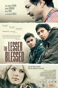 Lesser Blessed movie poster