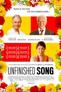 Unfinished Song (Song for Marion) movie poster