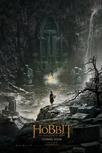 Hobbit: The Desolation of Smaug movie poster