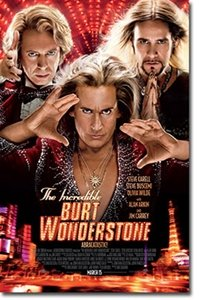 Incredible Burt Wonderstone movie poster