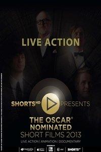 Oscar Nominated Short Films 2013: Live Action movie poster