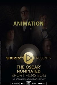 Oscar Nominated Short Films 2013: Animation movie poster