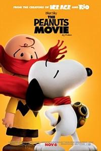Peanuts Movie movie poster