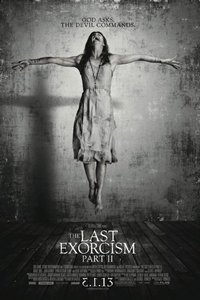 Last Exorcism Part II movie poster