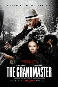 Grandmaster (Yi dai zong shi) movie poster