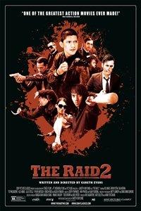 Raid 2 movie poster