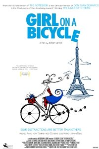 Girl on a Bicycle movie poster