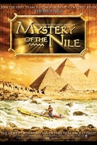 Mystery of the Nile IMAX movie poster